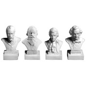 Composer Statues - Composer Busts