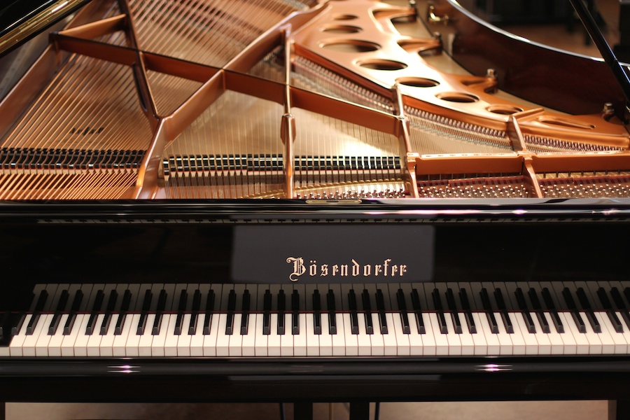 Bosendorfer Grand at PianoWorks