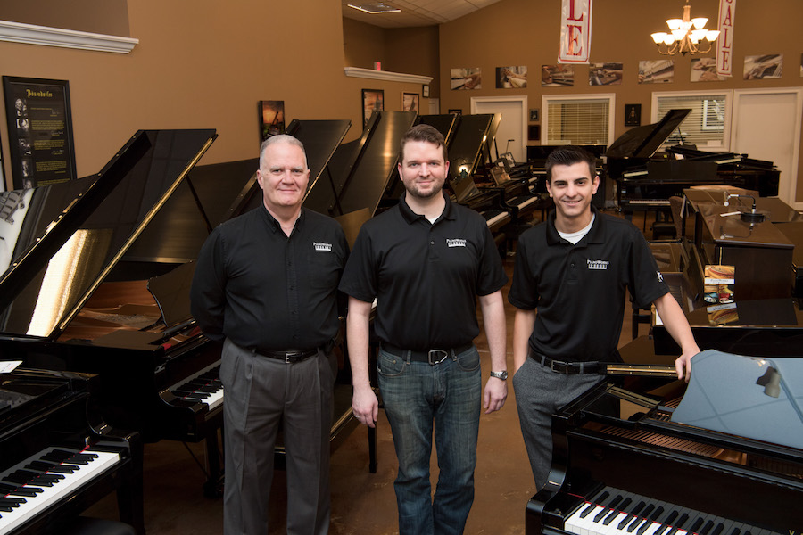 PianoWorks Staff