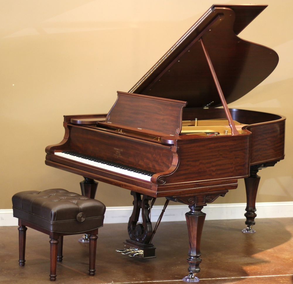 Steinway Model A Grand Piano at PianoWorks