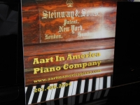Aart In America Piano Company
