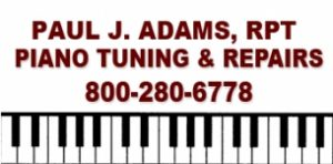 Paul Adams Tuning & Repairs
